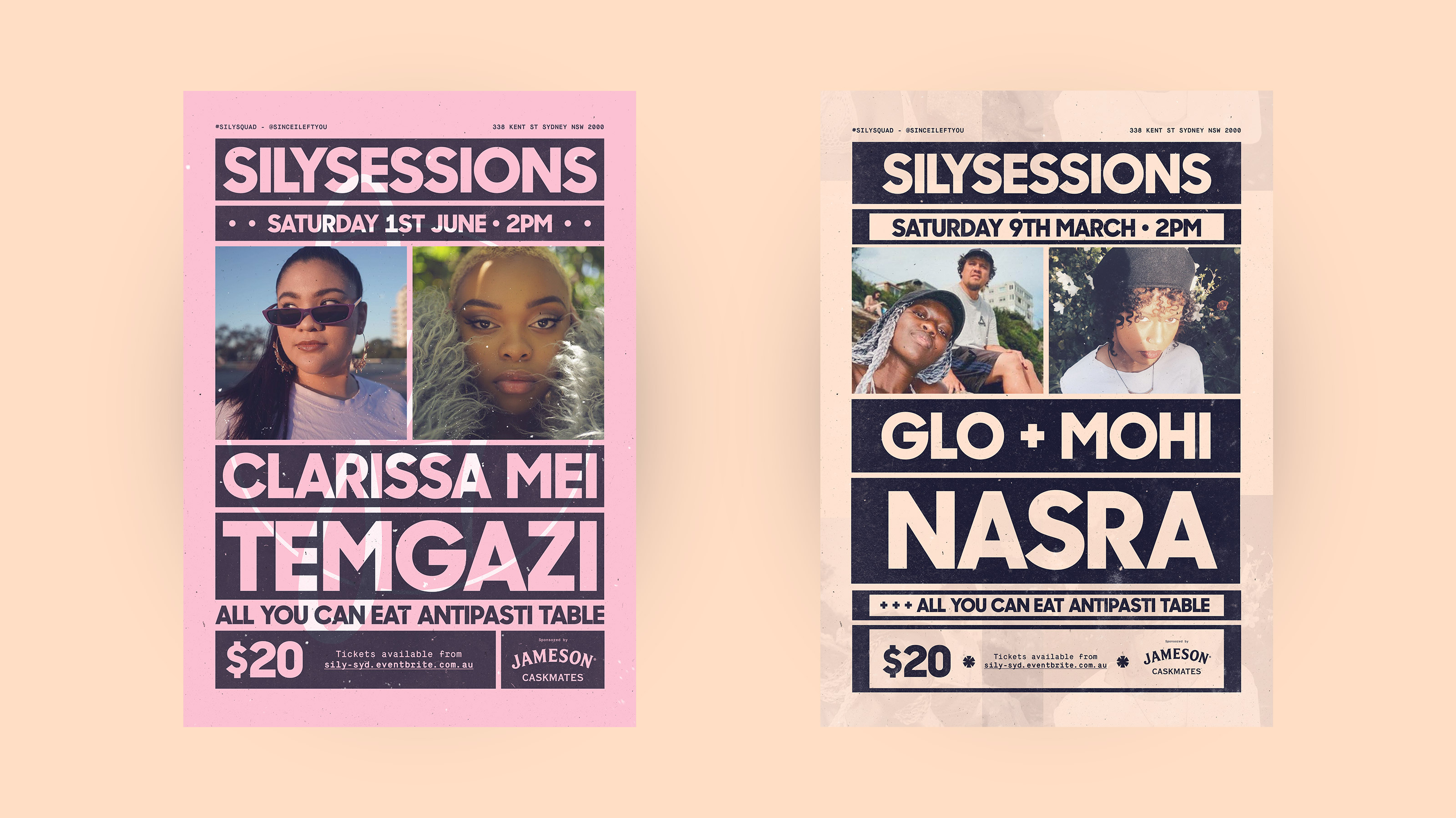 SILY Sessions - Posters